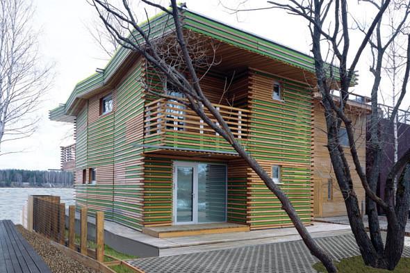 Изображение 7. Архиwood: 7 деревянных зданий в Москве и Московской области.. Изображение № 9.