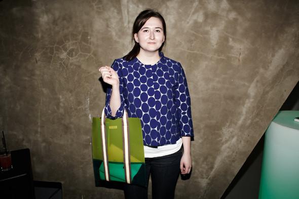 На Юлии — пиджак Marni at H&M. Изображение № 5.
