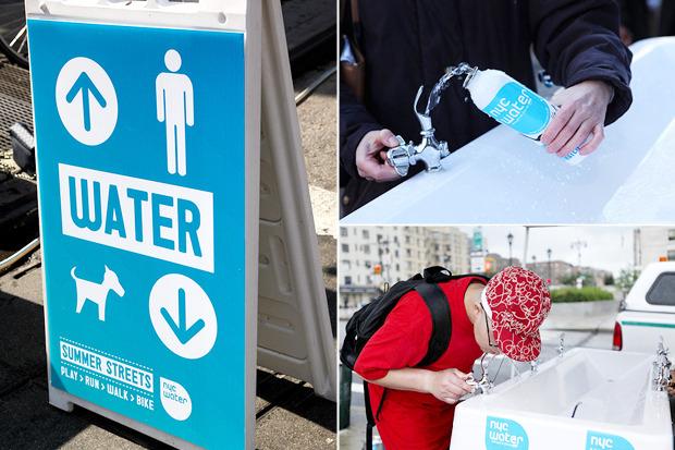 Идеи для города: Питьевые фонтаны в Нью-Йорке. Изображение № 9.