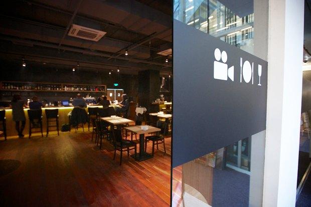 В атриуме «Новинского пассажа» открылось кафе «Доможилов». Изображение № 3.
