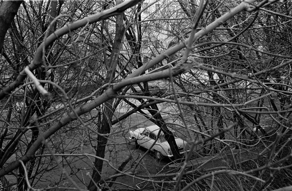 Камера наблюдения: Москва глазами Алексея Мякишева. Изображение №4.