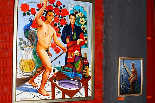 Изображение 38. На Новом Арбате открылся музей эротического искусства.. Изображение № 32.