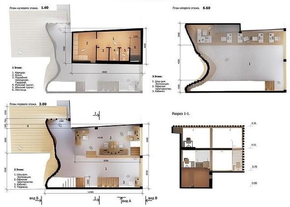 На Artplay построят дом-паразит. Изображение № 5.