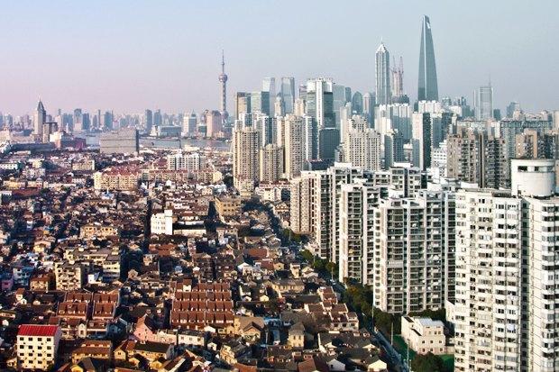 Шанхай китай университет
