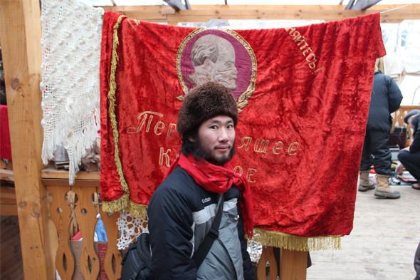 Гости столицы: художник Ёсинори Нива. Изображение № 9.