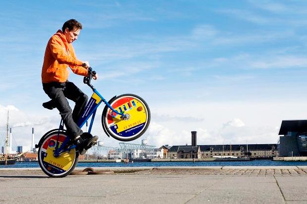 Иностранный опыт: 3 общественных велопроката Европы. Изображение №2.