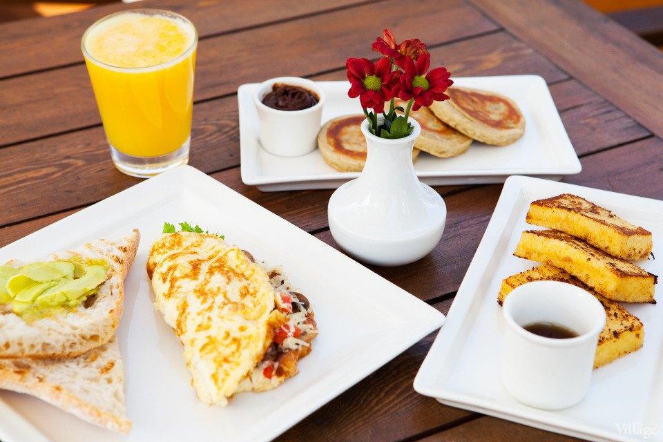 Пока ты спал: Ранние завтраки в Москве. Изображение № 15.
