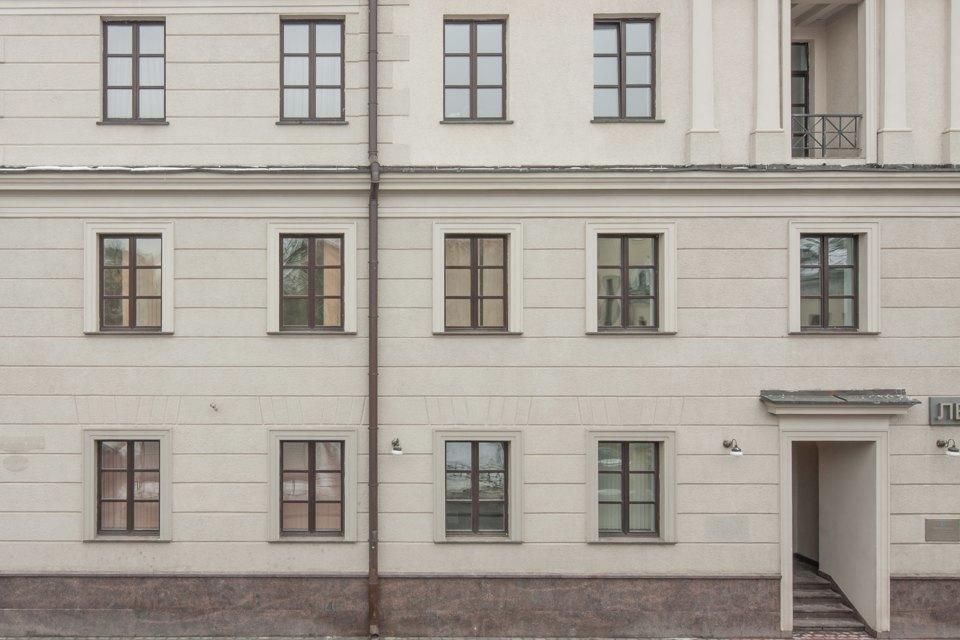 Нелужковский стиль: 5 удачных современных зданий вцентре Москвы. Изображение № 18.