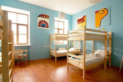 Свежий номер: 13 новых хостелов в Петербурге. Изображение №15.