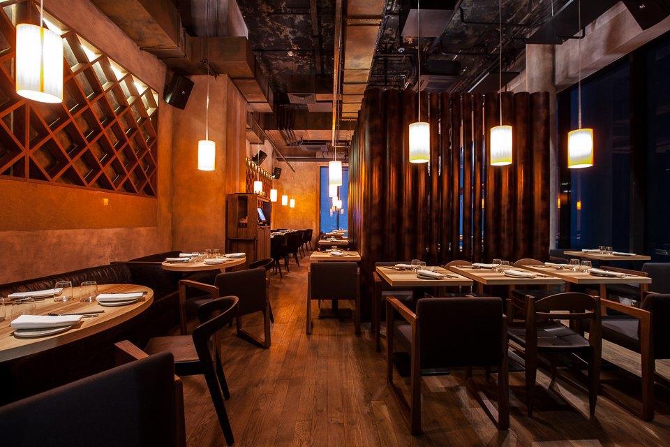 Ресторан Madame Wong. Изображение № 4.