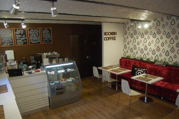 На улице Восстания открылась кофейня Kookish. Изображение № 2.