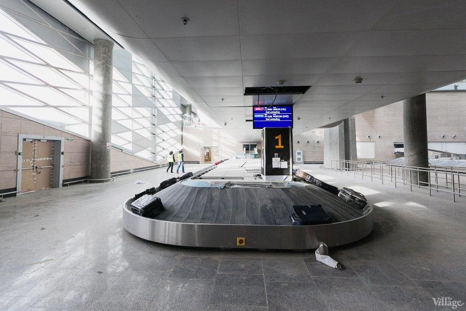 Тест The Village: Как работает новый терминал аэропорта Пулково. Изображение № 27.
