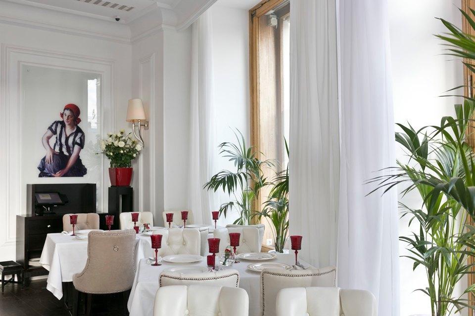 Ресторан «Dr.Живаго». Изображение № 4.