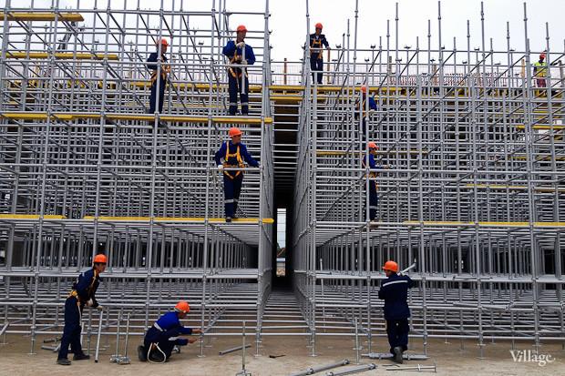 Фоторепортаж: Каким будет новый терминал Пулкова. Изображение № 10.