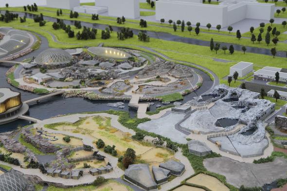 Горожанам покажут проект будущего зоопарка в Юнтолово. Изображение № 4.
