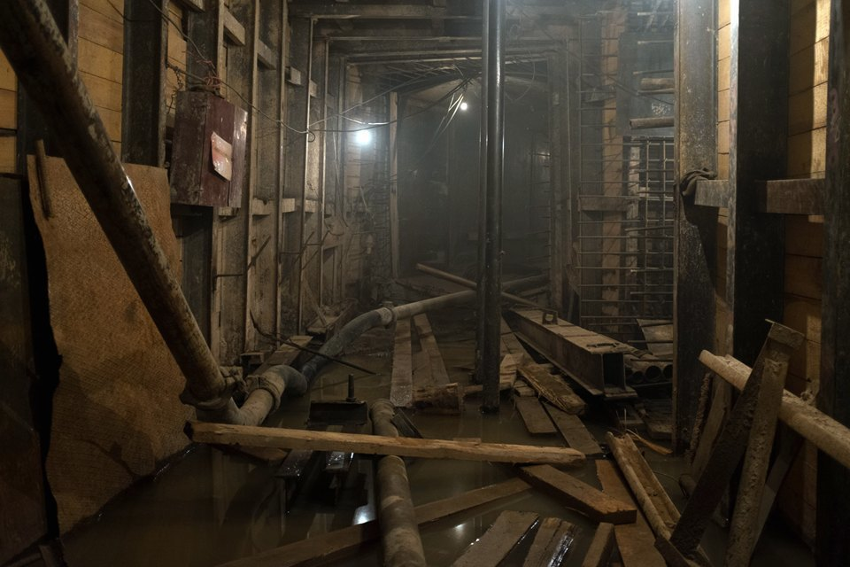 Как строят метро глубокого заложения. Изображение № 16.