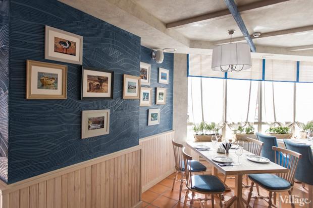 Новое место (Киев): Ресторан «Баркас. Рыба и вино». Изображение № 13.