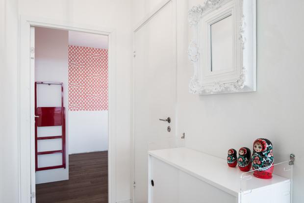 Шкафы белого цвета