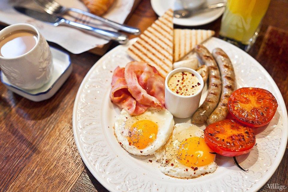Пока ты спал: Ранние завтраки в Петербурге. Изображение № 35.
