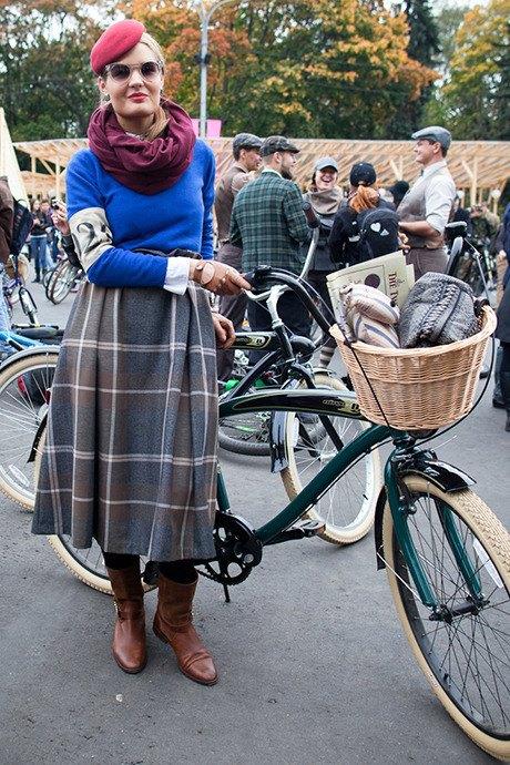 С твидом на город: Участники велопробега Tweed Ride о ретро-вещах. Изображение № 51.