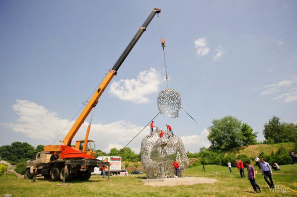 Киевский ботсад украсят современными скульптурами. Зображення № 10.