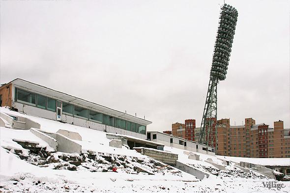 Изображение 11. На последнем дыхании: Стадион «Динамо».. Изображение № 8.