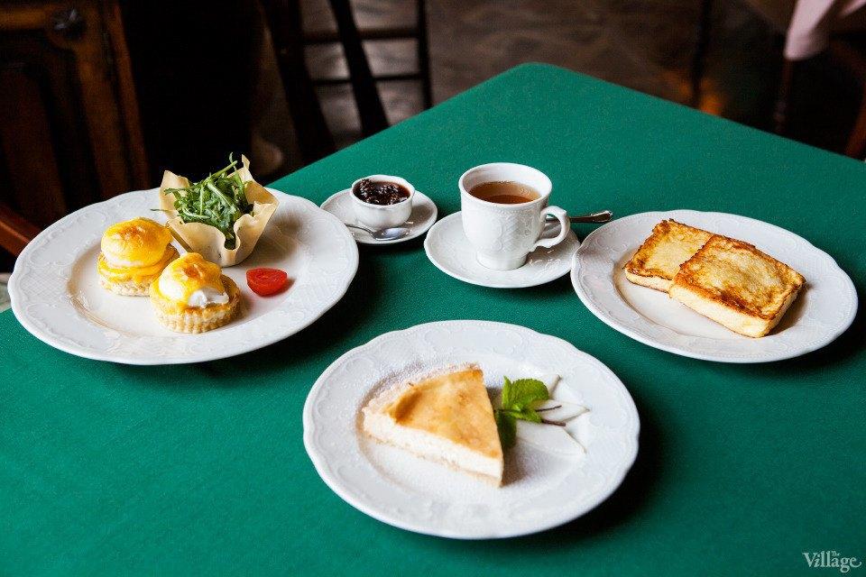 Пока ты спал: Ранние завтраки в Москве. Изображение № 7.