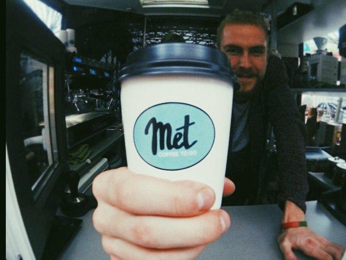 На Сенной площади открылась кофейня Met Coffee To Go. Изображение № 2.
