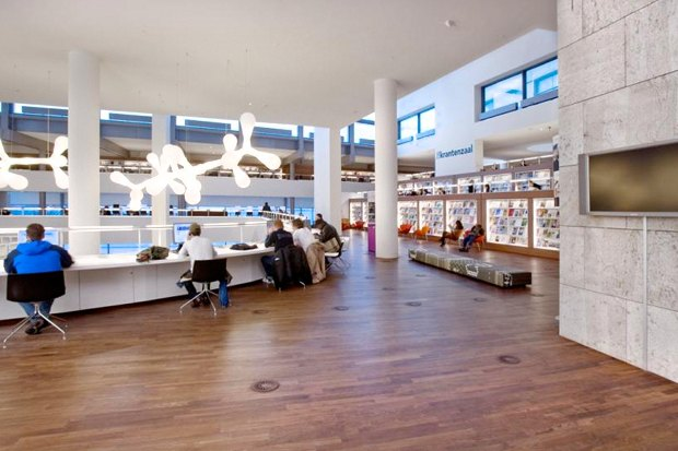 Amsterdam Public Library (OBA). Изображение № 17.