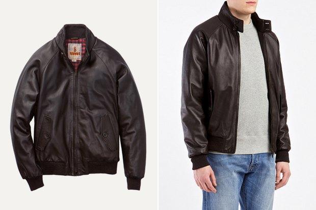 Где купить мужскую кожаную куртку: 9вариантов от7до70тысяч рублей. Изображение № 8.