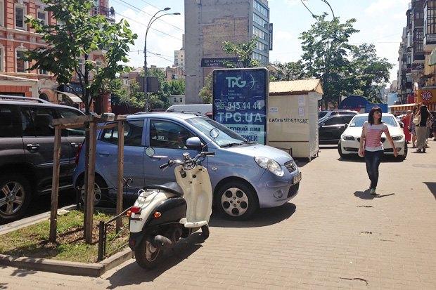 Неровный счёт: Пешеходы против автомобилей. Зображення № 6.