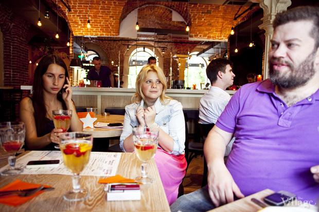 Новое место: Бургер-бар «11/1». Изображение № 8.