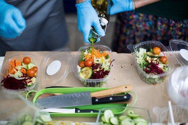 Салат-бар Dress Your Salad впарке Горького будет работать каждые выходные. Изображение № 4.
