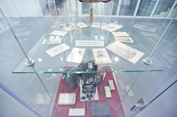 Фоторепортаж: На Богдана Хмельницкого открыли Музей истории Киева. Зображення № 26.