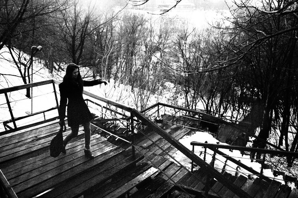 Камера наблюдения: Киев глазами Романа Николаева. Зображення № 4.