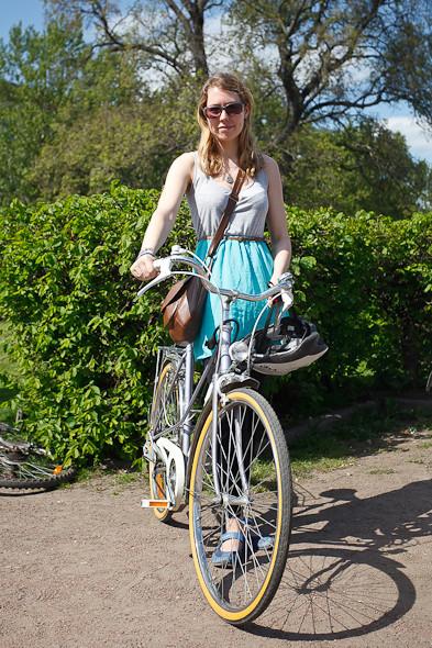 Участники пробега Let's bike it! о велодорожках. Изображение № 5.
