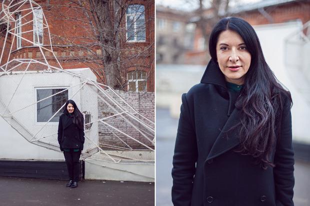 Гости столицы: Марина Абрамович осмерти, снахи Леди Гаге . Изображение №1.