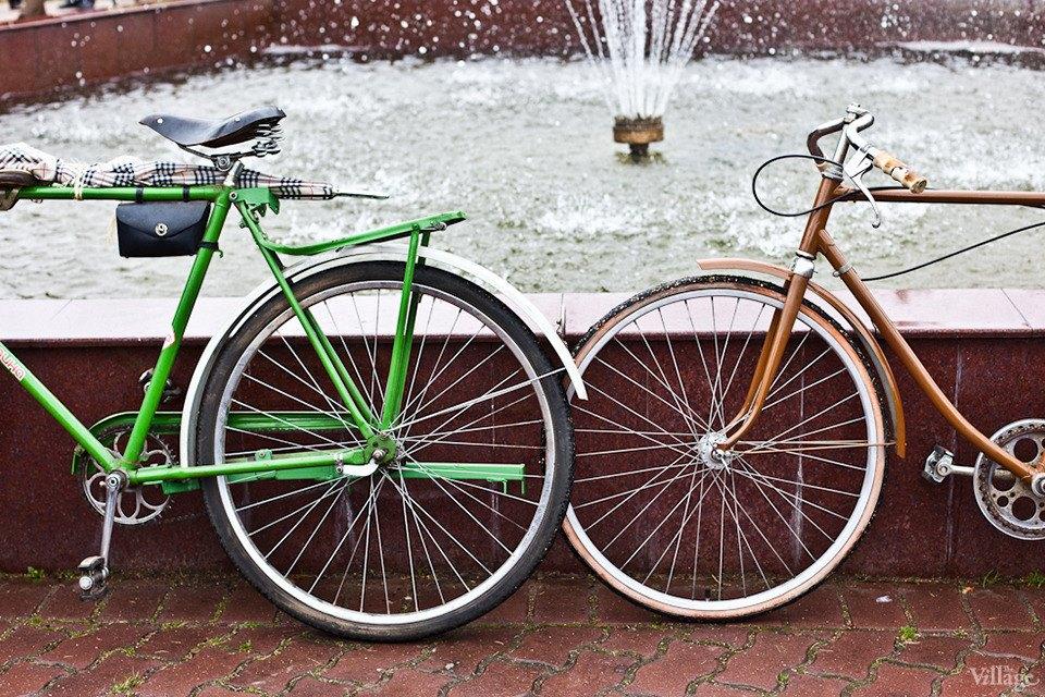 С твидом на город: Участники велопробега Tweed Ride о ретро-вещах. Изображение № 34.