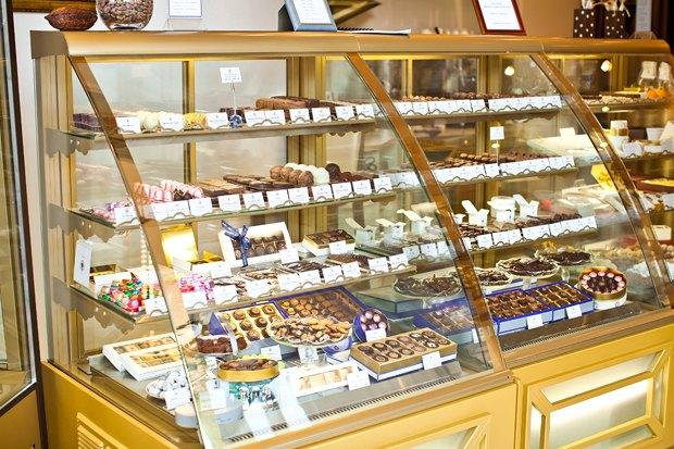 На 1-й Тверской-Ямской открылся шоколадный бутик Debauve & Gallais. Изображение № 3.