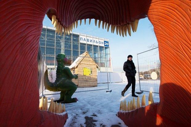 На ВВЦ открыли динопарк. Изображение № 2.