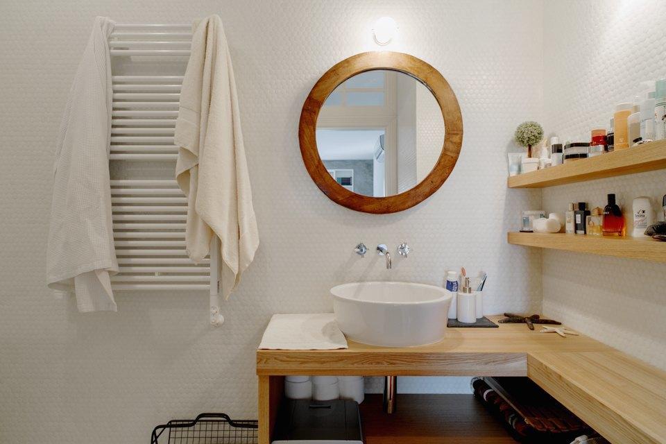 Четырёкомнатная квартира в американском стиле для семьи сдвумя детьми. Изображение № 30.