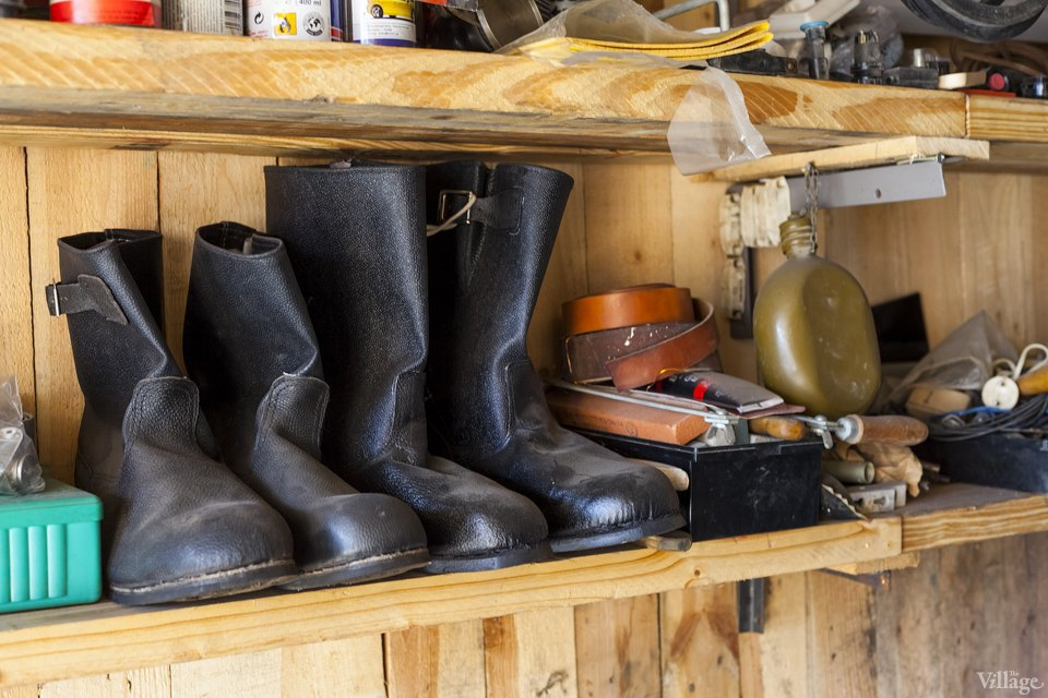Сделай хлам: Что горожане хранят в гаражах. Изображение № 23.
