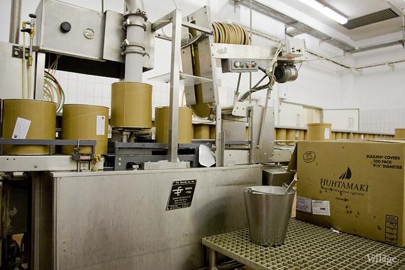 Фоторепортаж: Как делают мороженое «Баскин Роббинс». Изображение №22.