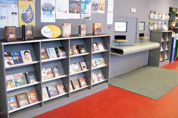 Иностранный опыт: Какбиблиотека вХельсинки стала «третьим местом». Изображение № 4.