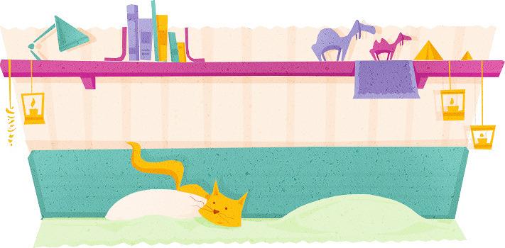 Домпросвет: Секреты уютной спальни. Изображение №8.