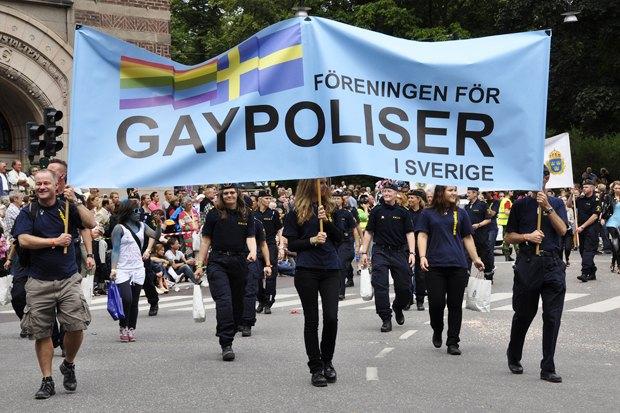 Иностранный опыт: Как геи работают в шведской полиции. Изображение № 2.