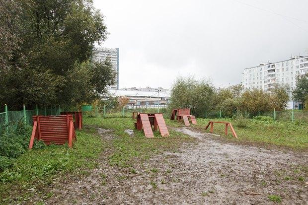 Чего хочет Москва: Четыре районных парка. Изображение № 4.