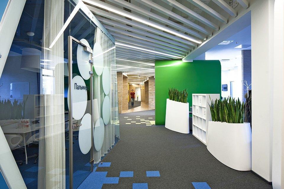 Новый этаж штаб-квартиры «Яндекса». Изображение № 16.
