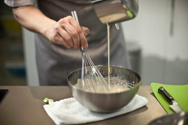 Шеф дома: Ягненок, хумус иоблепиховый десерт шефа «Стрелки». Изображение № 90.