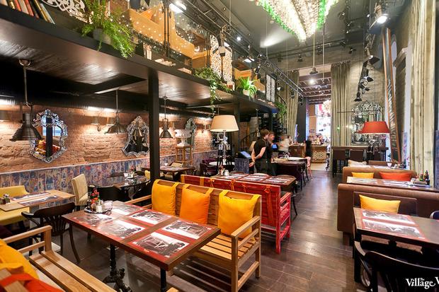 В Доме Мертенса открылся ресторан-кондитерская Bengel & Zaek. Изображение № 4.
